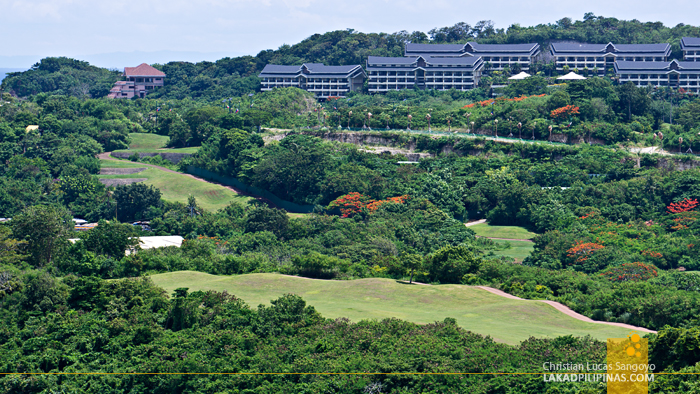 Mount Luho View Deck Boracay Fairways Golf Course