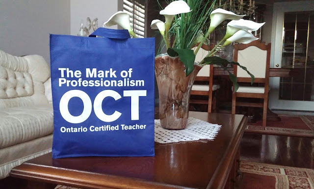 Ontario College of Teachers - The Mark of Professionalism