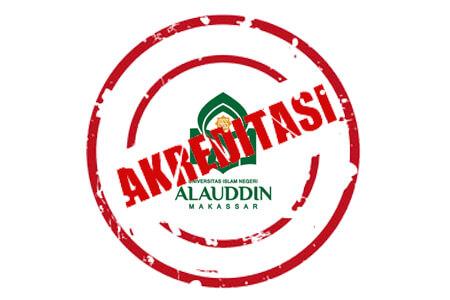 Daftar Akreditasi Jurusan di UIN Alauddin Makassar
