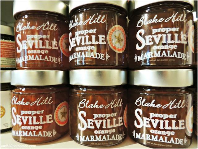 Mermelada de Naranja de Sevilla en la Tienda Insignia King Arthur Flour, Vermont