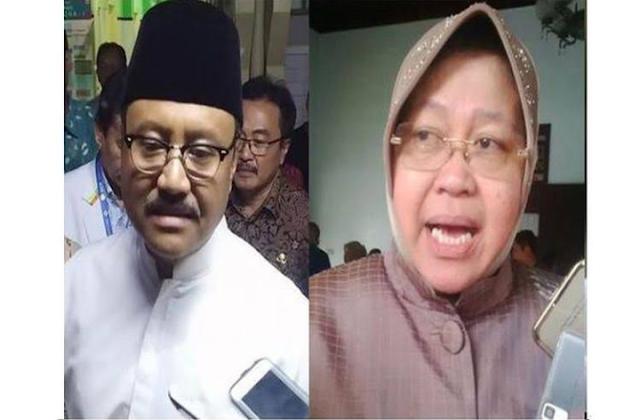Survei : Kandidat Terkuat Di Jawa Timur Tetap Gus Ipul