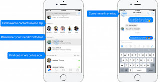 Kelebihan FB Messenger dari Aplikasi Chat Lain