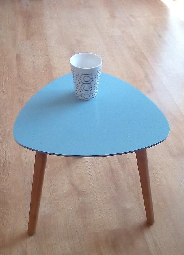 Jak odmienić stolik z Jyska? - metamorfoza