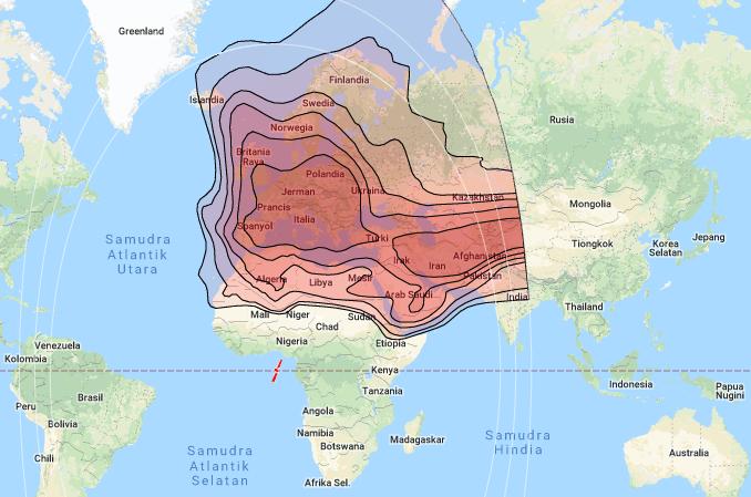 Eutelsat 3B 3 1°E KU Band Satellite Frequency List