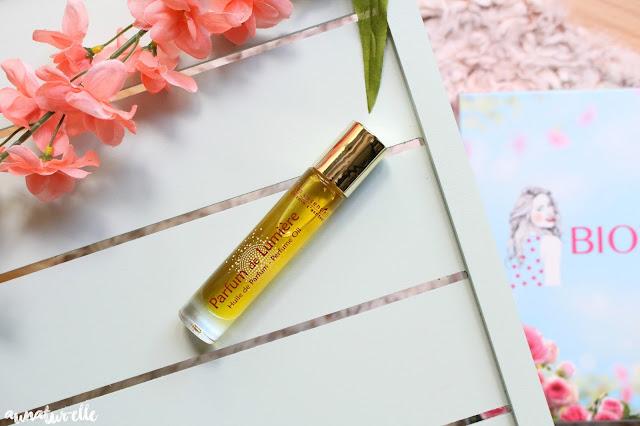 huile de parfum naturelle, les essentiels