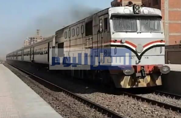 قطارات القاهرة بنى سويف