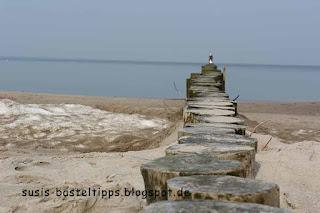 Bohlen an der polnischen Ostsee, Foto von Unabhängiger Stampin' Up! Demonstratorin Susanne MCDonald