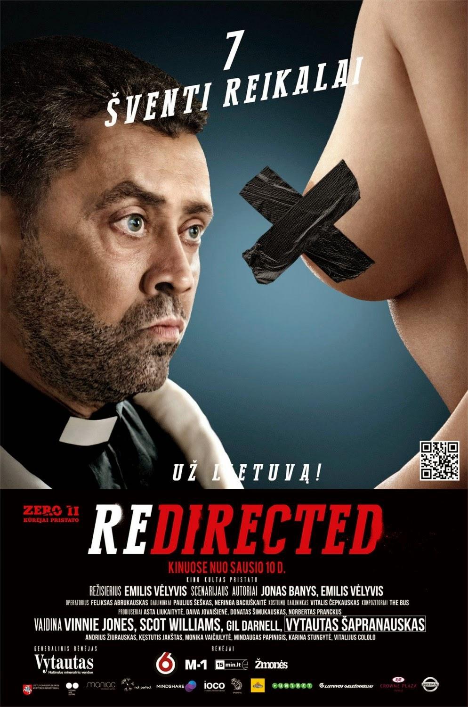 Redirected (2014) HDRip ταινιες online seires xrysoi greek subs