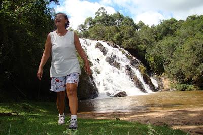 Cachoeira Vale dos Avestruzes
