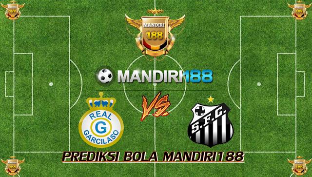 AGEN BOLA - Prediksi Real Garcilaso vs Santos 2 Maret 2018