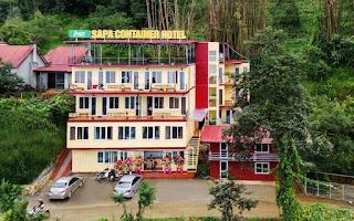khách sạn sapa container hotel
