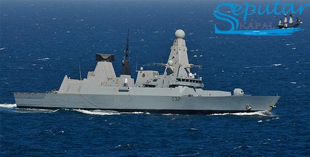 Kapal Type 45 / Daring-Class