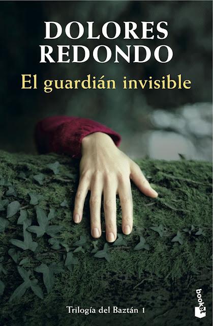 Portada del libro El guardián invisible de Dolores Redondo