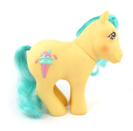 MLP Waffelchen Year Six Int. Sundae Best Ponies G1 Pony