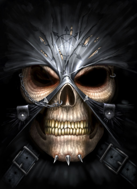 Scary Girl Wallpaper Amazing Artworks Of Scary And Deadly Skulls Nfs