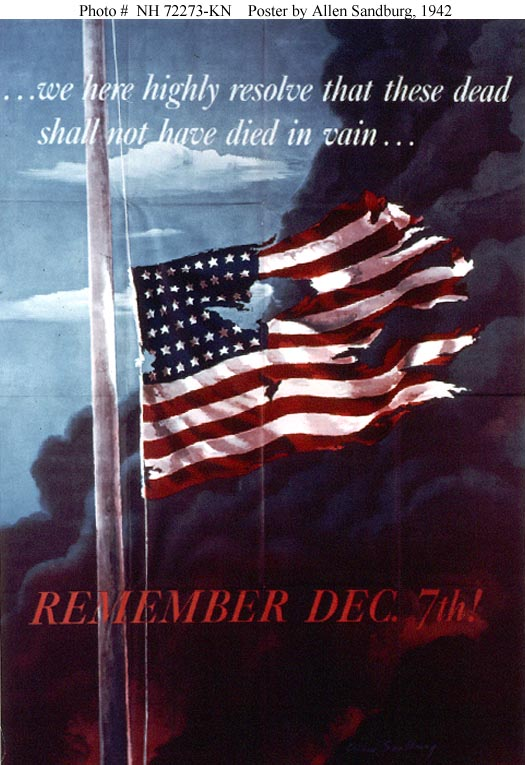 an analysis of the tragedy of pearl harbor on 7th december How roosevelt attacked japan at pearl harbor  far eastern crisis proved to be a tragedy for all concerned  after 7 december 1941, pearl harbor hearings.