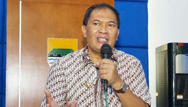 Bulan Ramadan, Oded Imbau PKL Patuhi Peraturan di Kota Bandung