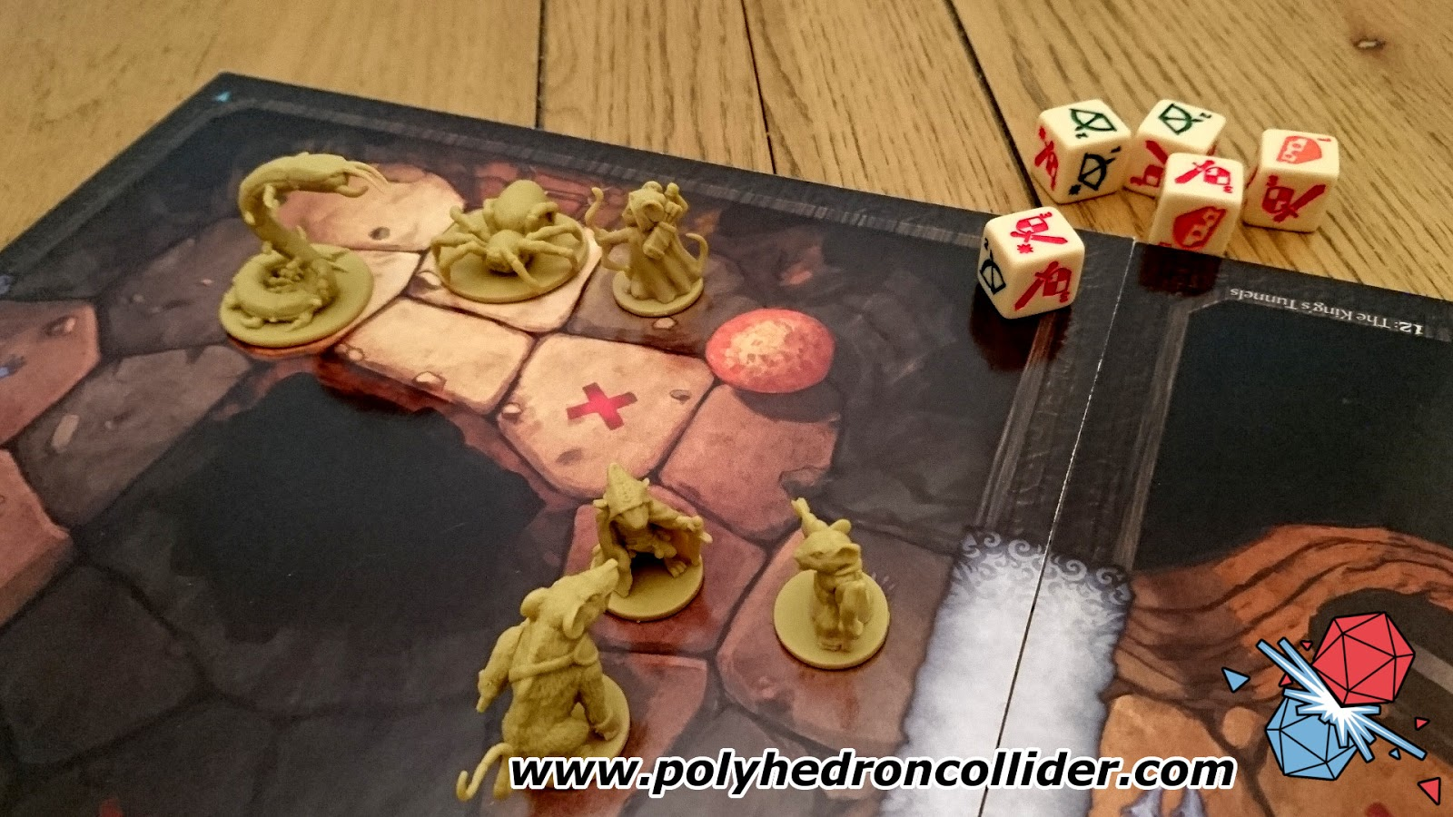 mice and mystics board game review mice and dice