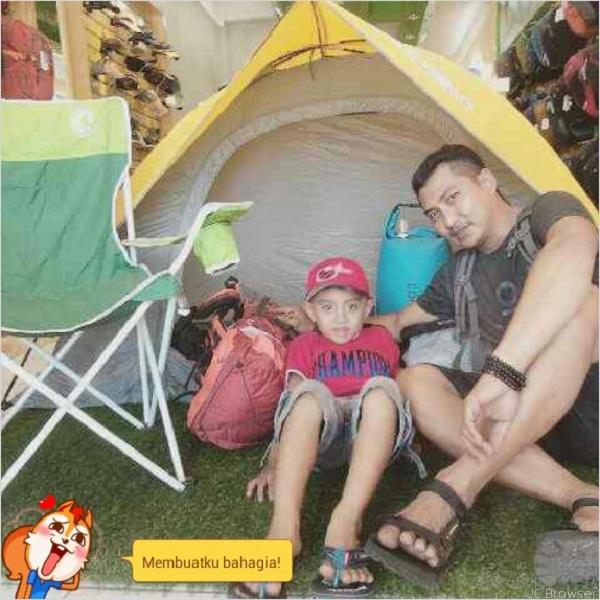 Ifnu Hasan Duda Mataram NTB Cari Istri Serius