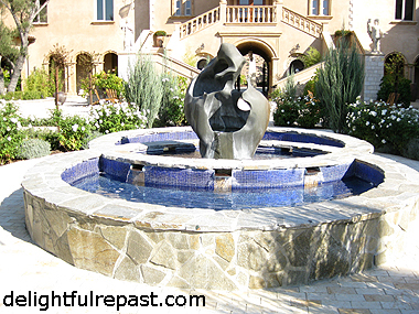 Travel Review - Paso Robles Wine Country - Allegretto Vineyard Resort / www.delightfulrepast.com