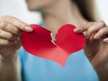 Principais motivos de divórcio