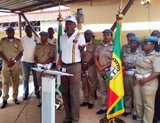 BREAKING News: Peace Corps Wins N2bn Human Rights Suit Against Nigerian Police, Others