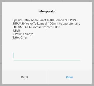 Rekomendasi promo paket telkomsel 4g pilihan terbaru