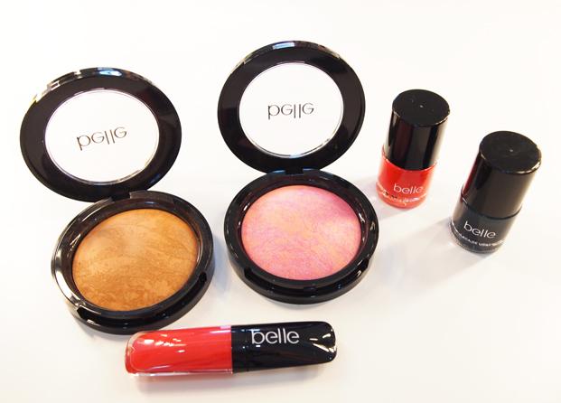 Maquillaje Belle