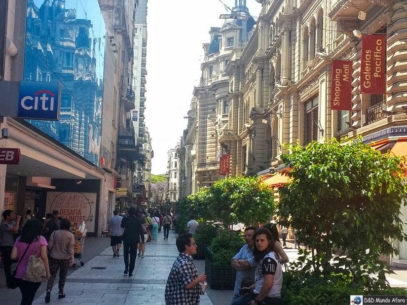 Calle Florida Buenos Aires Argentina