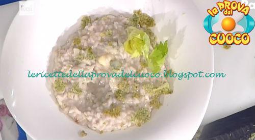 Risotto gorgonzola e noci ricetta Barzetti da Prova del Cuoco