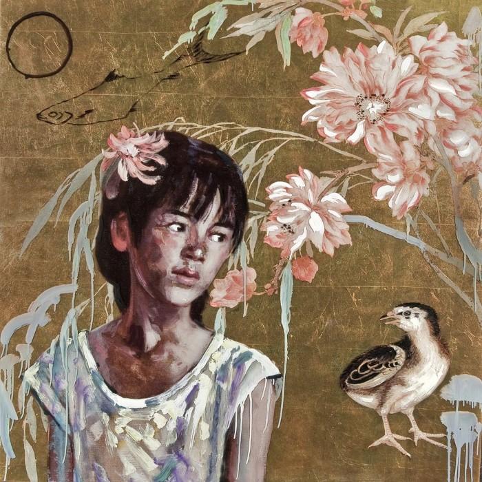 Китайский и американский современный художник.