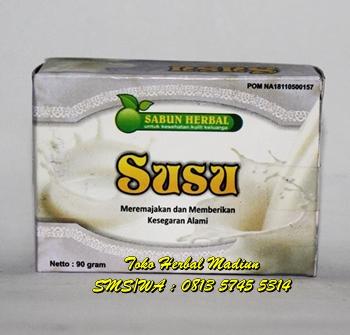 Sabun Herbal Susu Al Ghuroba BPOM