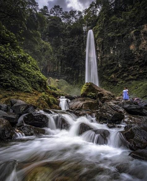 Daftar Air Terjun Terindah di Jawa Tengah