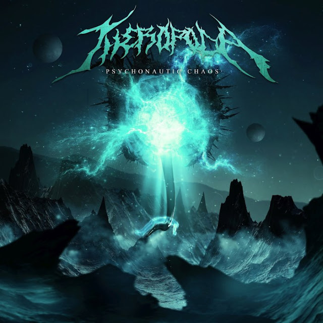 Best Progressive/Technical Death Metal Cover in September 2016