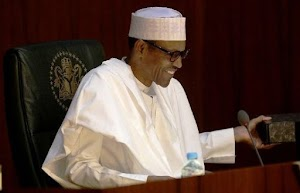 New Year Message from President Buhari's for 2017- Read