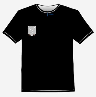 SNK - Trainee Corp T-Shirt Design Front
