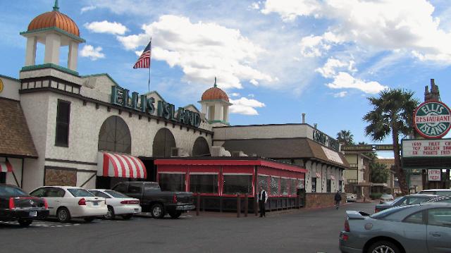Ellis Island em Las Vegas
