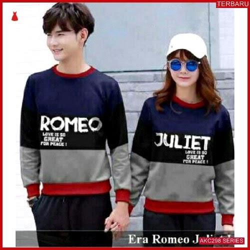 AKC298S48 Sweater Couple Romeo Anak 298S48 Pasangan Juliet BMGShop