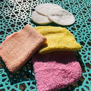 coton jetable, coton démaquillant jetable, coton lavable, lingette lavable, lingette démaquillante lavable, coton réutilisable, lingette réutilisable, economie, économique, écologie, écologique, test, retour d'expérience, folle blogueuse