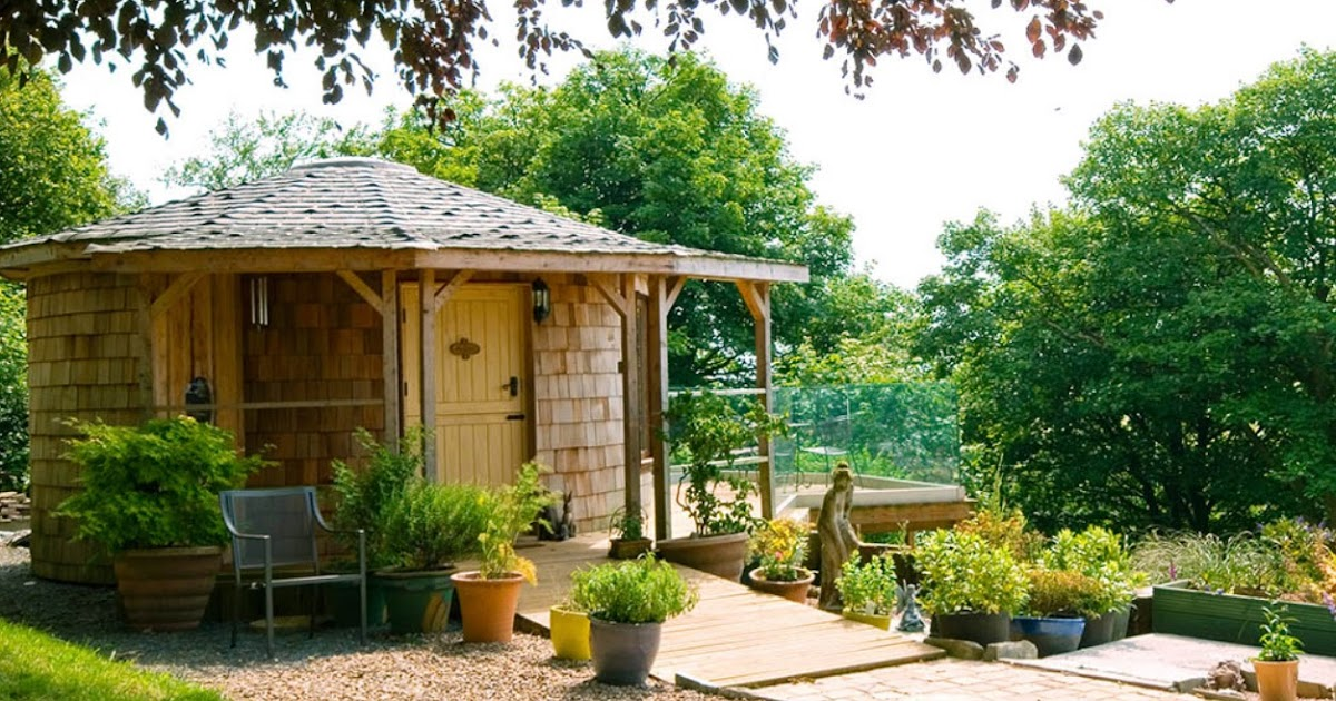 Shedworking Can You Build A Garden Office Without