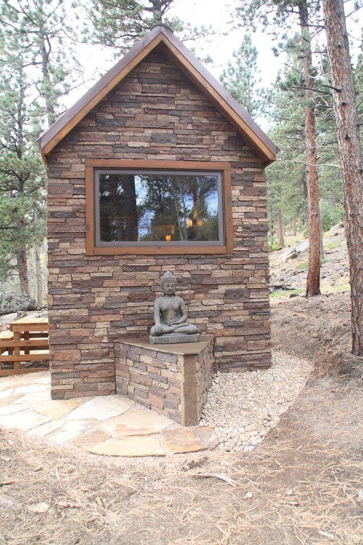 04-Side-View-Simblissity-Tiny-House-Stone-Cottage-on-Wheels-www-designstack-co