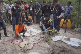 Kuburan Masal Muslim Rohingya