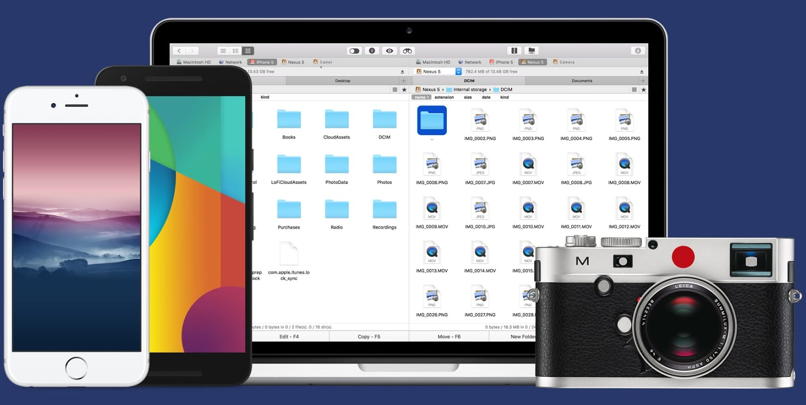 Commander One: The Best File Manager for Mac - Tech Quark
