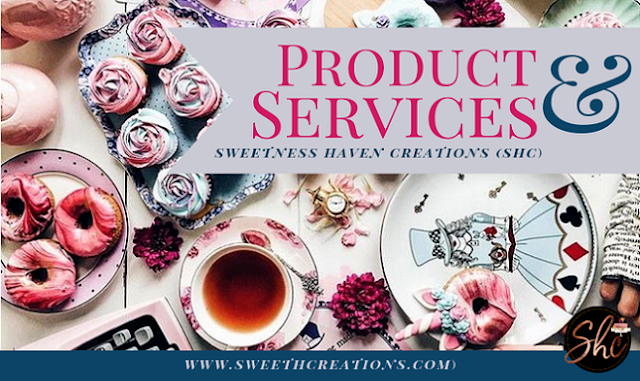 SHC PRODUCTS AND SERVICES