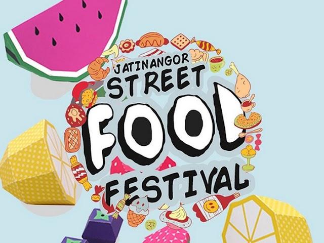 Jatinangor Street Food Festival Digelar 24 Mei 2017