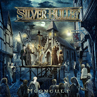 "Το video των Silver Bullet για το ""She Holds The Greatest Promise"" από το album ""Mooncult"""
