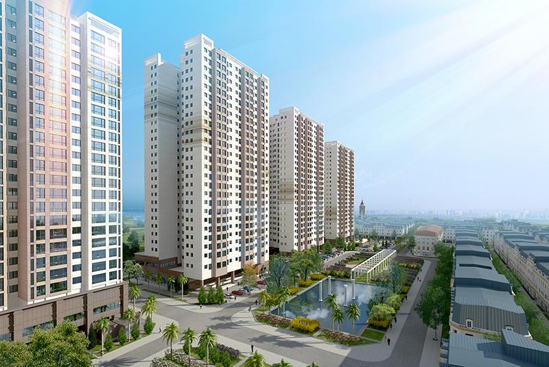 Chung cư TheK Park