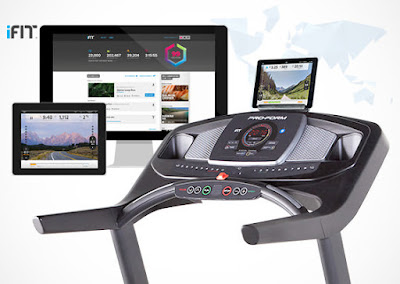 proform performance 400i treadmill - Ifit Enabled