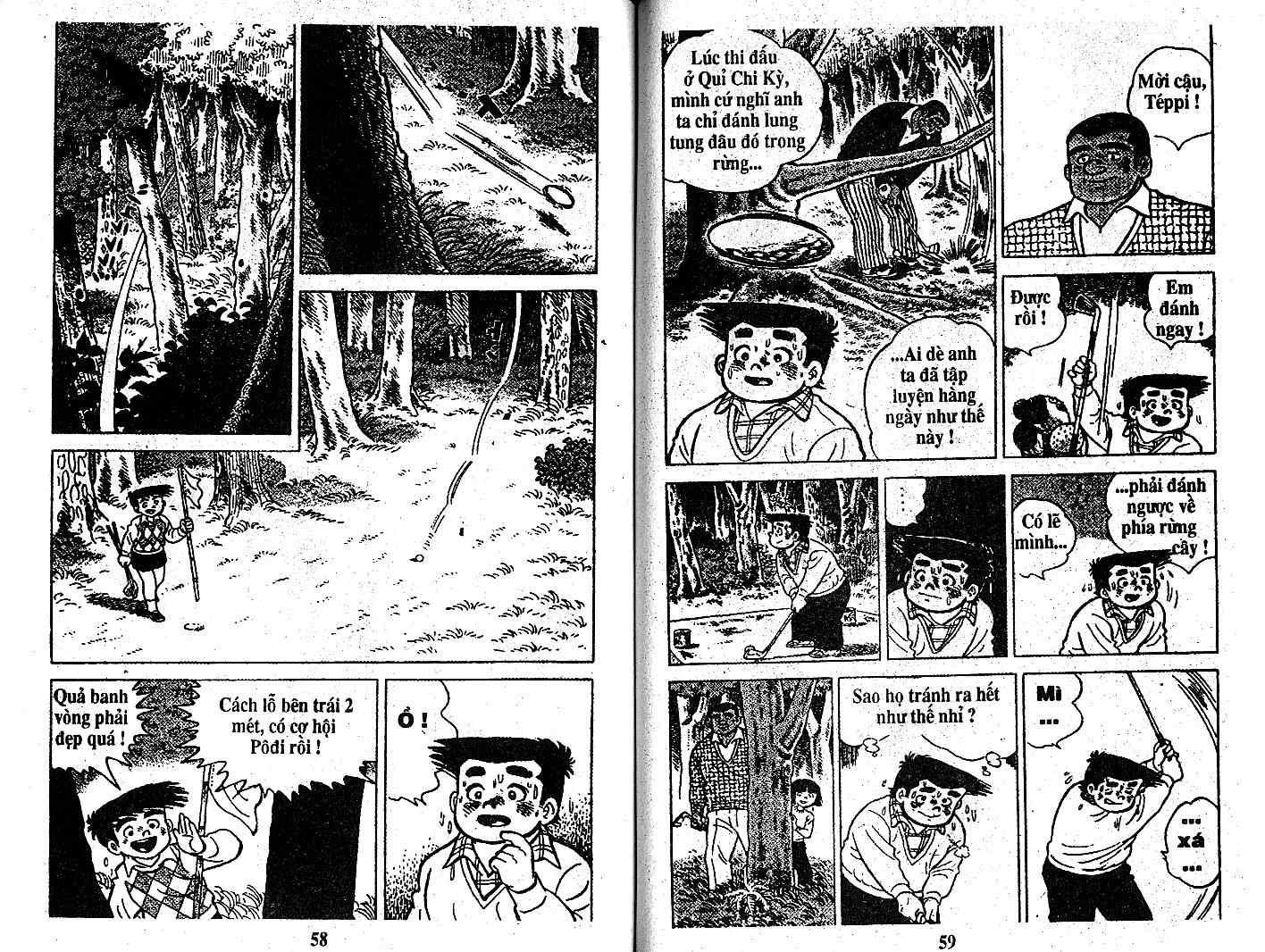 Ashita Tenki ni Naare chapter 21 trang 28