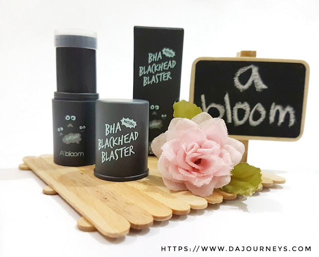 Review A'BLOOM BHA Blackhead Blaster